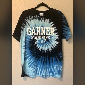 Garner State Park Tie Dye T-Shirt